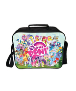 My Little Pony Lunch Box Lunch Bag Picnic Bag Kid Adult Fashion Type A - $19.99