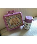 Vintage 1989 Holly Hobbie & Thermos Lunch Box - $49.59