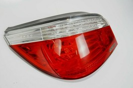 08-2010 bmw e60 528xi 528i 535i 550i m5 left tail light lamp driver tail... - $138.59