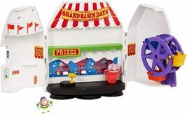 Disney Pixar Toy Story 4 Minis Buzz Lightyear's Star Adventurer Playset - $19.25