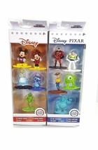 Jada Nano MetalFigs Disney 5 Pack Figure Collector's Sets 2 Assortments 84423-W1 - $19.99