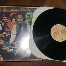 Kenny Rogers - The Gambler Vinyl Record LP 1978 United Artists Records V... - $8.47