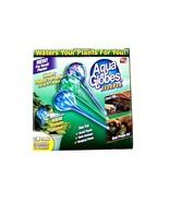 Aqua Globe Automatic Plant Watering Mini Decorative 3 Pk Hand-Blown Glas... - $15.88