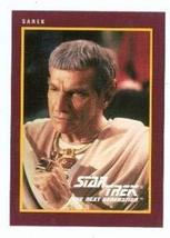 Star Trek The Next Generation card #220 Sarek Vulcan Mark Lenard - $3.00