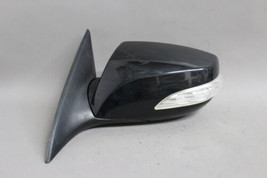 11 12 13 14 15 16 Hyundai Genesis Left Driver Side Power Black Door Mirror Oem - $121.36