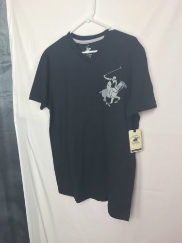 a6b88375 ... buy beverly hills polo club red v neck t shirt and 28 similar items  34ad6 9d130