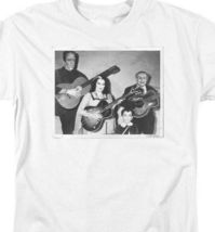 The Munsters t-shirt retro 60s comedy TV sitcom white graphic tee NBC793 image 3
