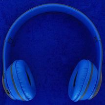 Headphone   p47   blue thumb200