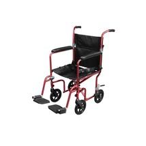 Drive Medical Flyweight Lightweight Transport Wheelchair - $158.75