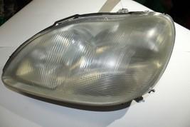 2000-2002 MERCEDES W220 S430 S500 LEFT HEADLIGHT XENON J1600 - $191.38