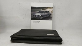 2013 Audi A4 Owners Manual 90857 - $79.15