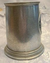 Vintage Drexel Institute of Technology Science Industry Art Pewter Mug 1891 image 5