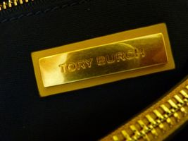 NWT Tory Burch Daylily Kira Chevron Flap Shoulder Bag image 8