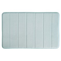 "InterDesign Soft Memory Foam Non-Slip Bath Mat (34"" x 21""), 3 Color Options - $23.00"