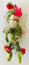 "Mark Roberts Sweet Pea Fairy Small 10"" 51-55848 Box + COA Ltd Ed 1020/2500  - $95.79"