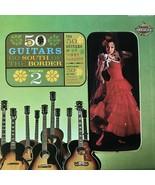 50 guitars of Tommy Garrett go South of Border Mono LMM 13016 Vol. 2 Cat Rescue - $6.19