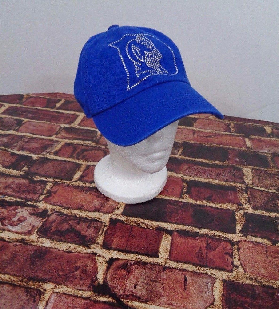 1c9a4ca8ea09b 57. 57. Previous. DUKE UNIVERSITY Blue Devils Blue Womans Cut Cap Hat One  Size NCAA College School · DUKE UNIVERSITY ...