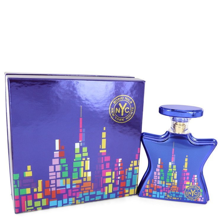 Bond no.9 new york nights 3.3 oz perfume