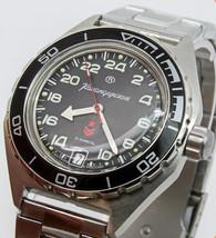Vostok Komandirskie 650541 Automatic 24 Hours Russian Military Wristwatch  - $82.99