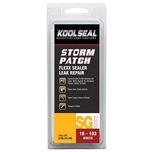 "Kool Seal KS0018103-99 Storm Patch Flexx Sealer-2 in. x 3 ft, 2"" x 3"" - $11.65"