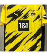 Borussia Dortmund 20-21  Home, 11# Royce,  , soccer shirt, football jers... - £31.85 GBP