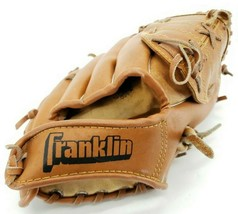 """Franklin Junior Baseball Glove Rawhide Laced 1117 Right Hand Thrower 11"""" - $11.72"""