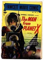 Fawcett Movie Comics #15 1952-Rare-MAN FROM PLANET X-golden-age - $212.19