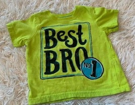 Jumping Bean BEST BRO No. 1 Shirt Size 12 Months  - $7.69