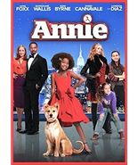 Annie (DVD, 2015, Includes Digital Copy Ultraviolet) - $169,13 MXN