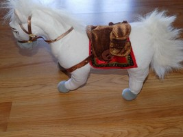 Disney Store Tangled Princess Rapunzel Horse Maximus Plush Stuffed Anima... - $22.00