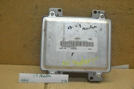 07-08 GMC Acadia Engine Control Unit ECU 12603530 Module 240-9a4 - $9.99