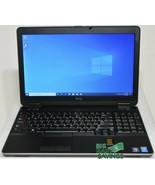 """Dell Latitude E Business Laptop 15.6"""" Intel Core i7 2.90GHz 16GB 256GB S... - $340.00+"""