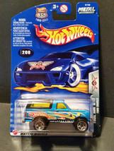 2003 Hot Wheels #200 Final Run 6/12 - Ford Bronco - 57159 - $6.60