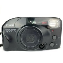 Canon Sure Shot Zoom-S 35mm Film Camera Point And Shoot Auto Focus Zoom ... - $18.69