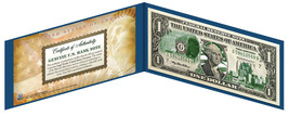 OKLAHOMA State $1 Bill *Genuine Legal Tender* U.S. One-Dollar Currency *... - $8.86