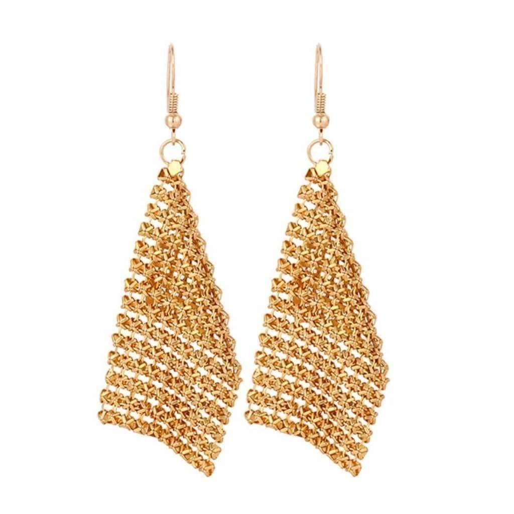 Daisy dress for less drop earrings gold bohemia geometric drop earrings 1416522137631