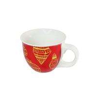 Starbucks Christmas Coffee Mug 14 oz Red & Gold Ornaments 2015 - $14.98