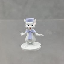Disney Collector Packs Park Series Rescuers Miss Bianca Mini Figure Toy - $7.69