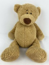 "Ganz Plush Tubby Tummies Light Brown Plush Security  Bear 13"" H690 Stuff... - $22.76"