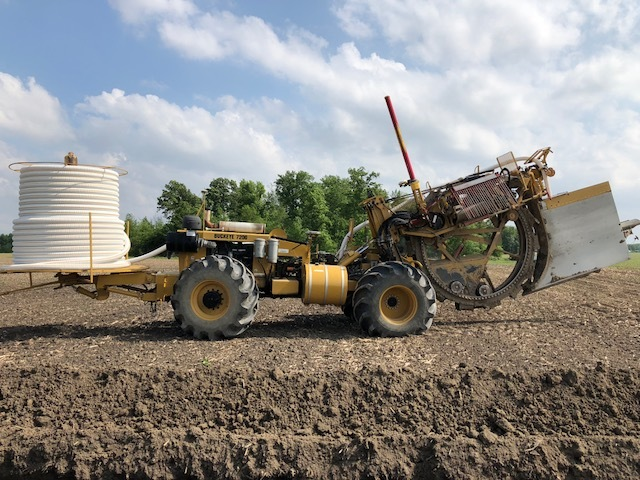 2011 Buckeye 7200 Magnum For Sale in Bryant, Indiana 47326