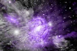 3D Purple Space 7 Ceiling WallPaper Murals Wall Print Decal Deco AJ WALL... - $34.47+