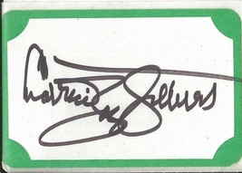 Leatrice Joy Gilbert Signed Bookplate - $32.61