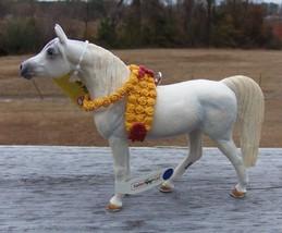 Custom Made Safari Arabian Mare Horse Christmas Holiday Ornament Pony Ro... - $21.00