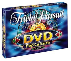 Trivial Pursuit POP Culture DVD Game by Milton Bradley Interactive DVD Game - $19.99