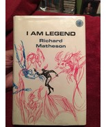I AM LEGEND by Richard Matheson 1st  Walker ed SIGNED (The American Vamp... - $1,225.00
