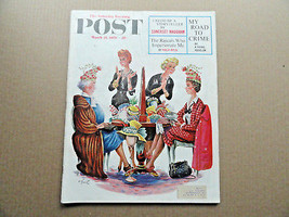Saturday Evening Post Magazine March 21 1959 Complete - $12.99