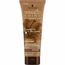 Schwarzkopf Smooth 'N Shine Camellia Oil & Shea Butter Styling Custard 8.5 fl.oz - $8.86