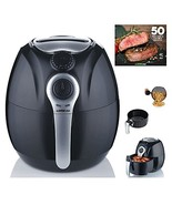 GoWISE USA 3.7-Quart Dial Control Air Fryer, GW22622 - $75.52