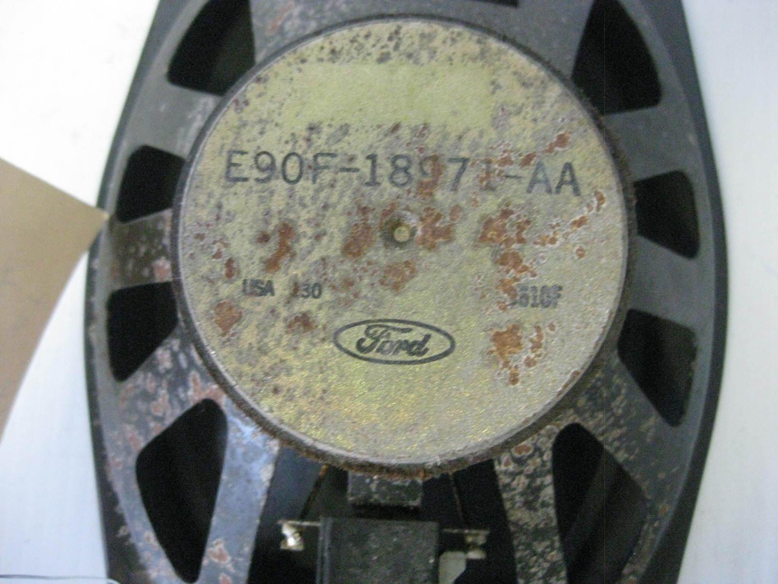 Ford Aerostar 1996 Speaker Passenger/Driver Side OEM