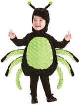 Toddler 18-24 Months Plus Green Bellied Spider Halloween Costume by Unde... - $33.38